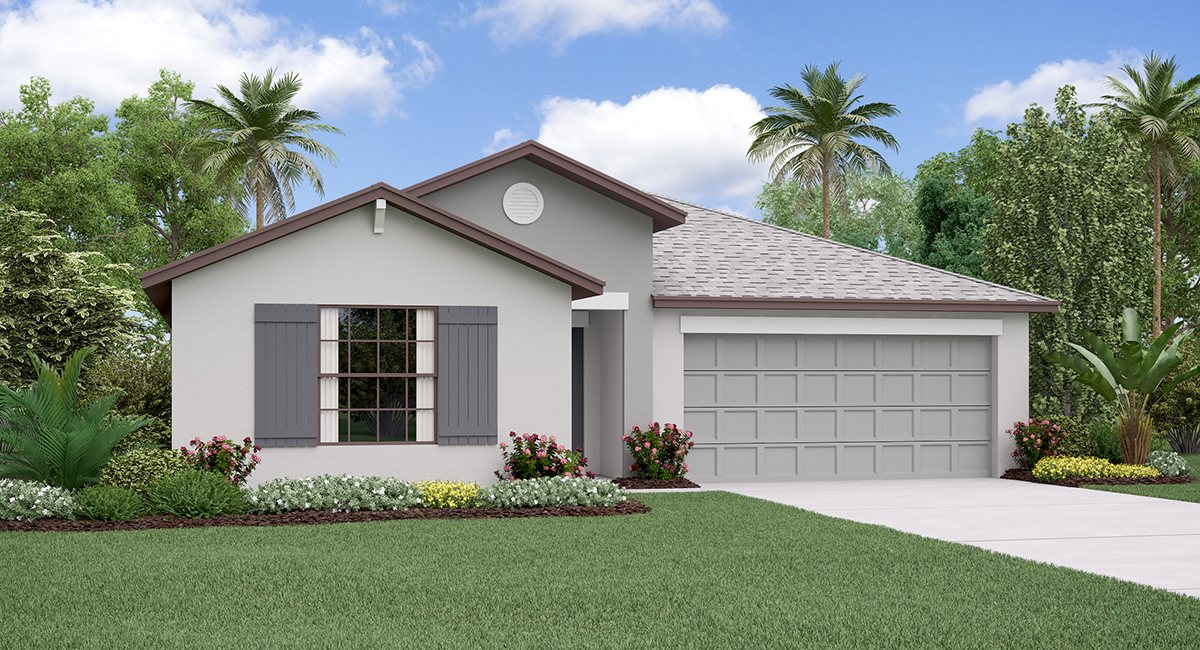 The Hartford Model  Lennar Homes Riverview Florida Real Estate | Ruskin Florida Realtor | New Homes for Sale | Tampa Florida