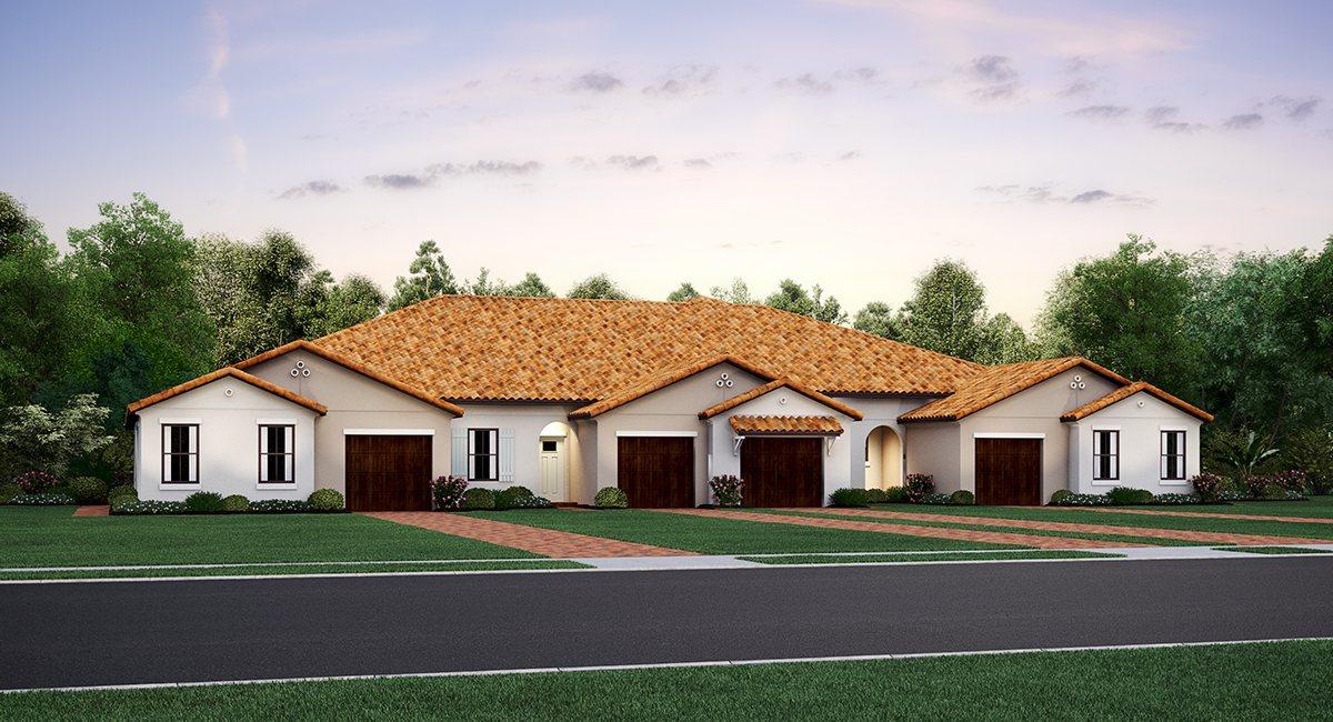 Medley at Southshore Bay The Villas  Crystal Lagoons Wimauma Florida Real Estate   Wimauma Realtor   New Homes for Sale   Wimauma Florida