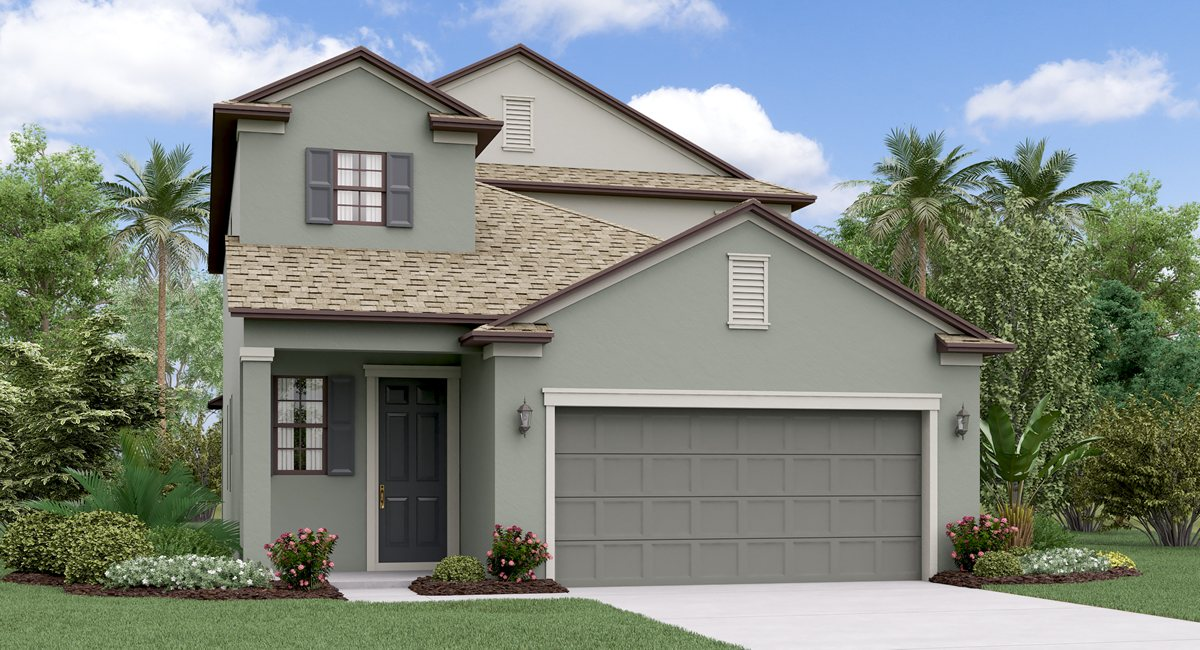You are currently viewing The Massachusetts Model Tour  Lennar Homes Riverview Florida