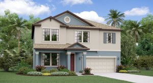 The South Carolina  Rivercrest Lakes Lennar Homes  Riverview Florida