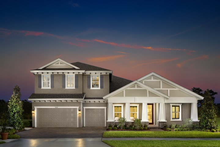 Hawks Fern New Home Community Riverview Florida