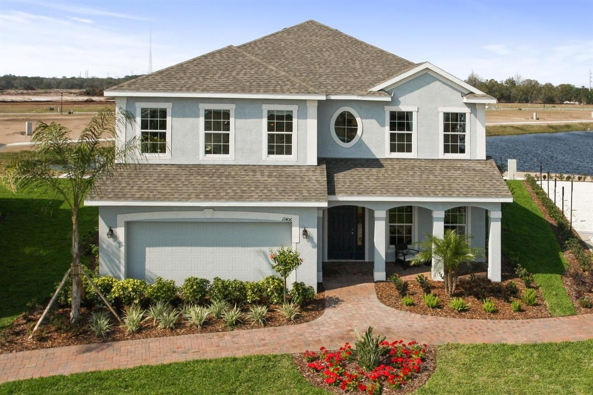 Ryan Homes New Home Communities Riverview Florida
