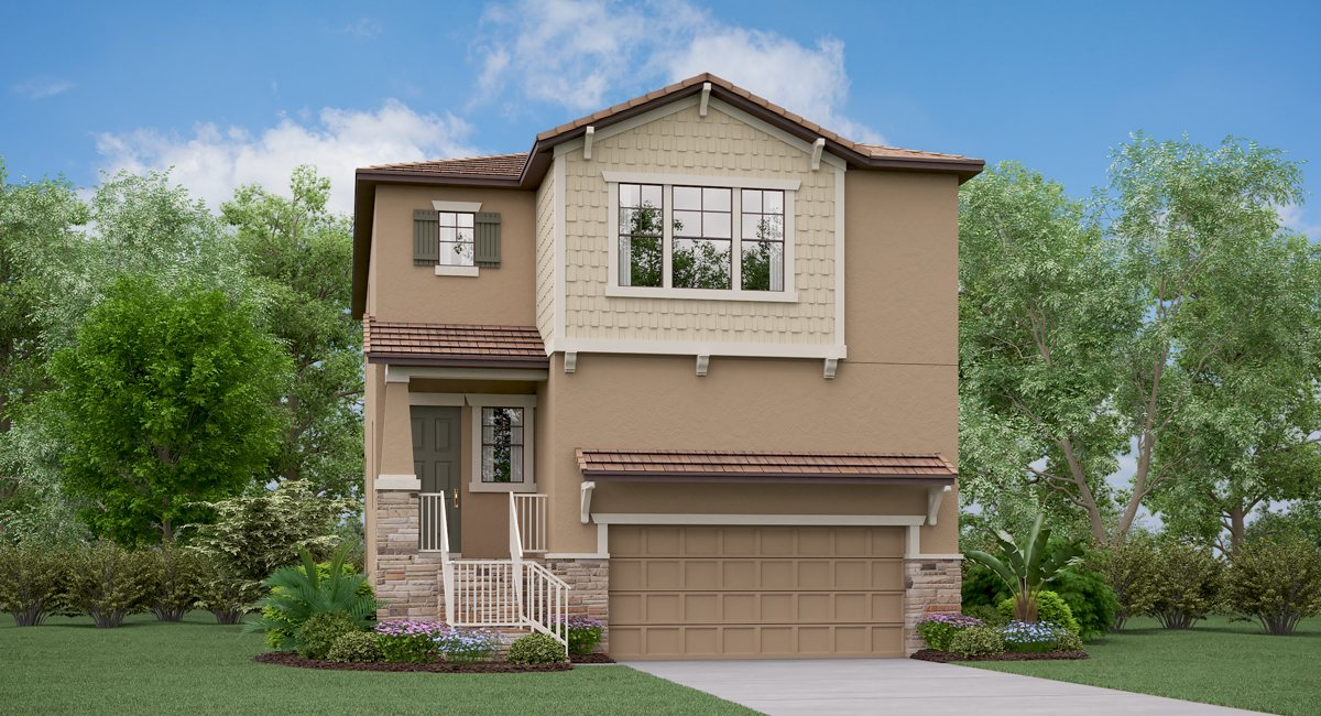 You are currently viewing Southport New Home Community South Tampa Florida