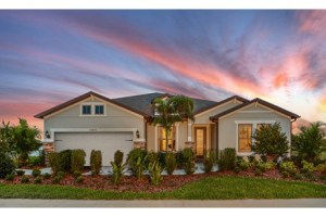 The Dockside Grand  Model Tour  Centex/Pulte Homes  Riverview Florida