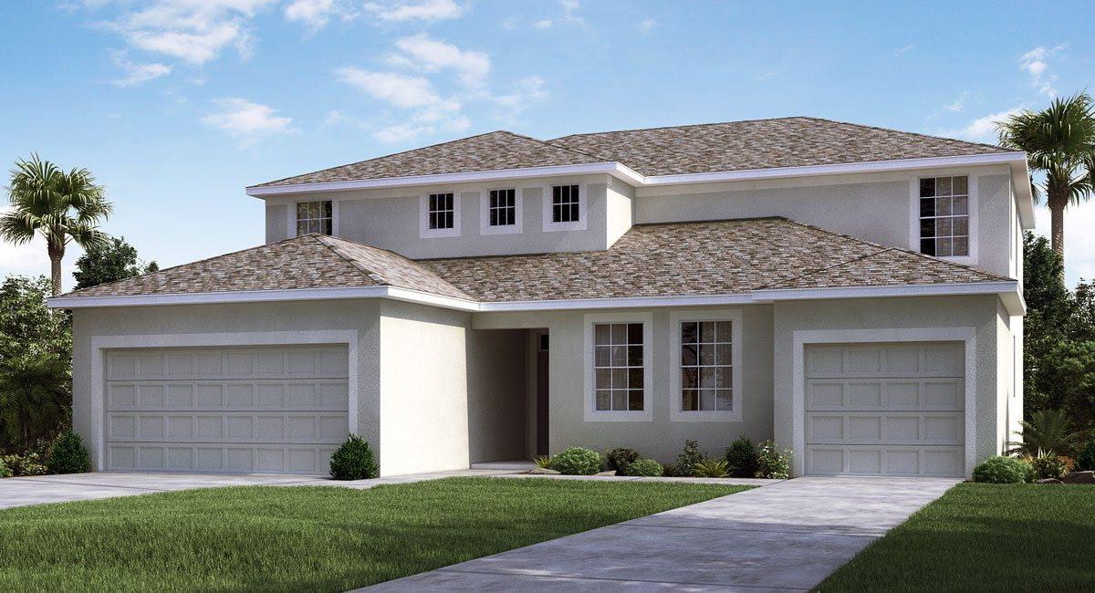 The Liberation NextGen  Model Tour Lennar Homes Riverview Florida