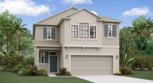 Read more about the article The  Maryland  Model Tour Lennar Homes Belmont Ruskin Florida