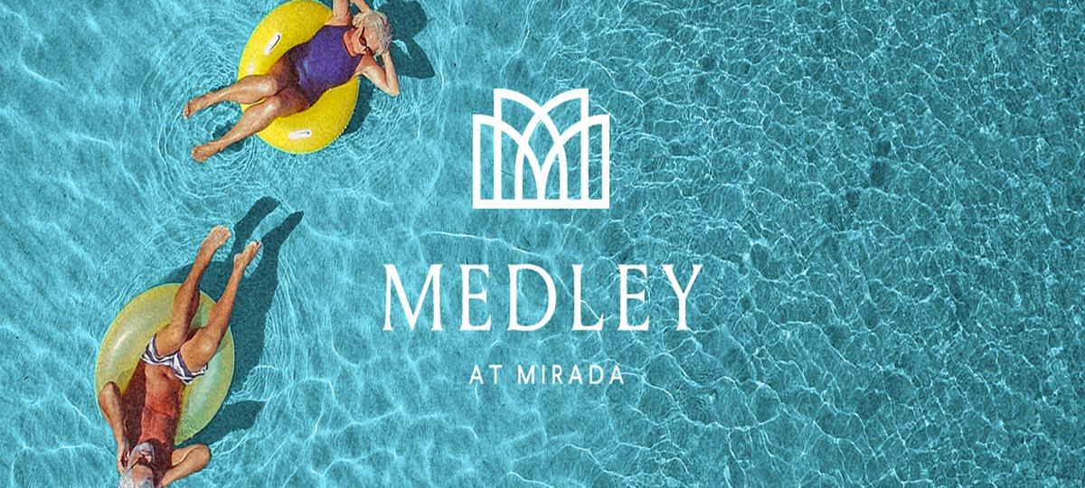 Medley at Mirada New Home Community San Antonio  Florida