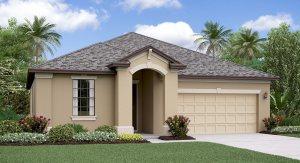 The New Jersey Model Tour Lennar Homes Belmont  Ruskin Florida