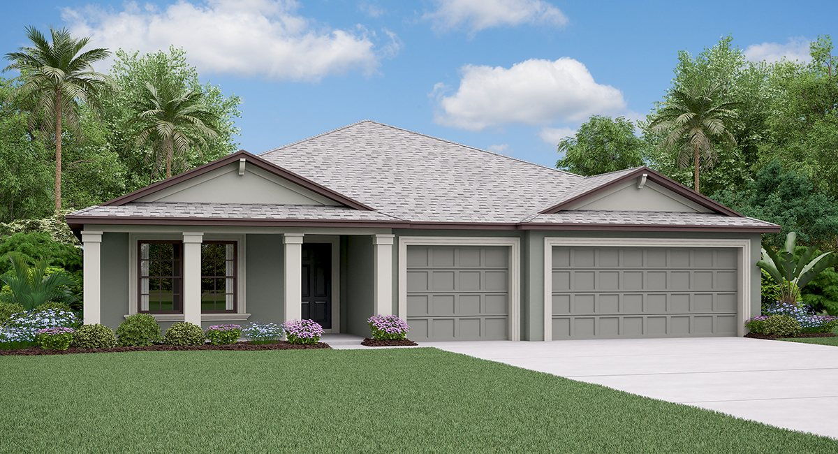 You are currently viewing The  Phoenix Model Tour Lennar Homes Belmont Ruskin Florida