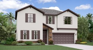The Rhode Island Model Tour Lennar Homes Riverview Florida