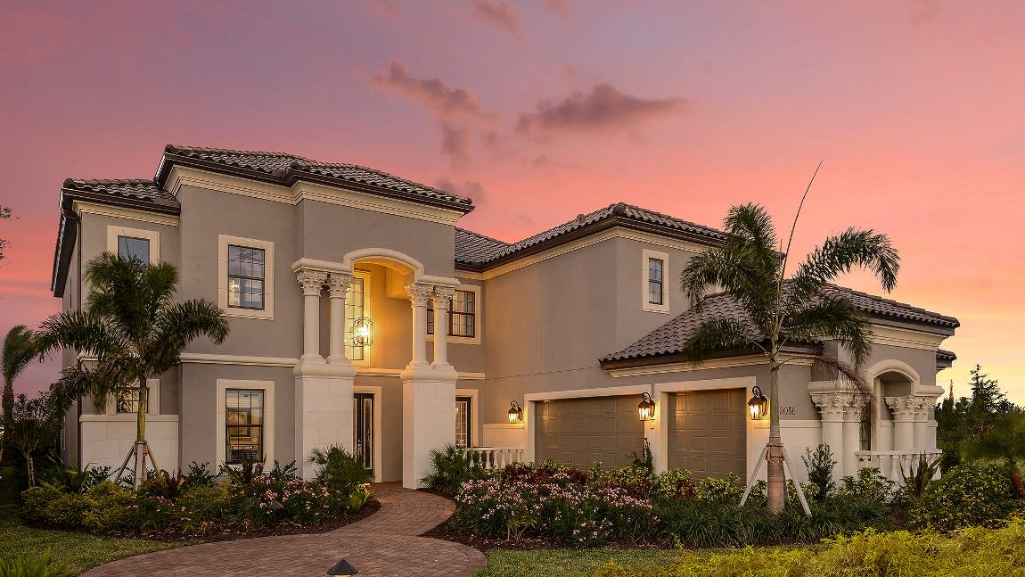 The Cove At Rocky Point New Home Community Tampa Florida