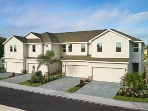 Bearss Landing New Town Home Community Tampa Florida