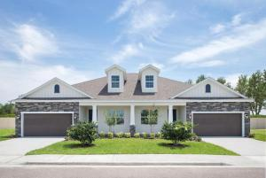 Bridgewater Landing New Villa Community Riverview Florida
