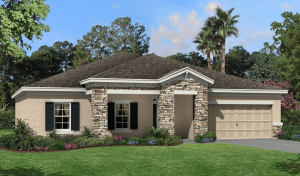 Morris Bridge Manors New Home Community New Tampa Florida