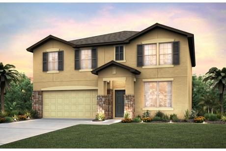 Centex & Pulte Homes New Home Communities Riverview Florida