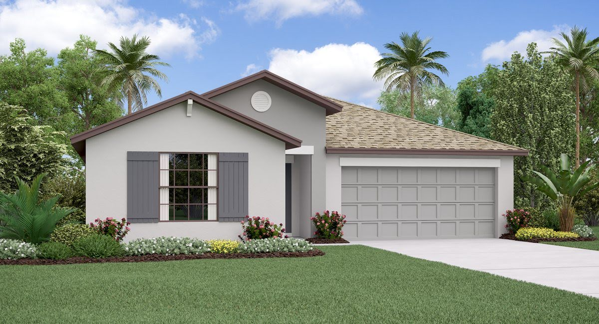 Ayerworth New Home Community Wimauma Florida