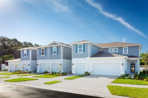 Timbers at Williams Landing New Town Home Community Brandon Florida