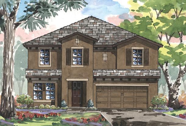 Ridgewood Estates New Home Community Valrico Florida