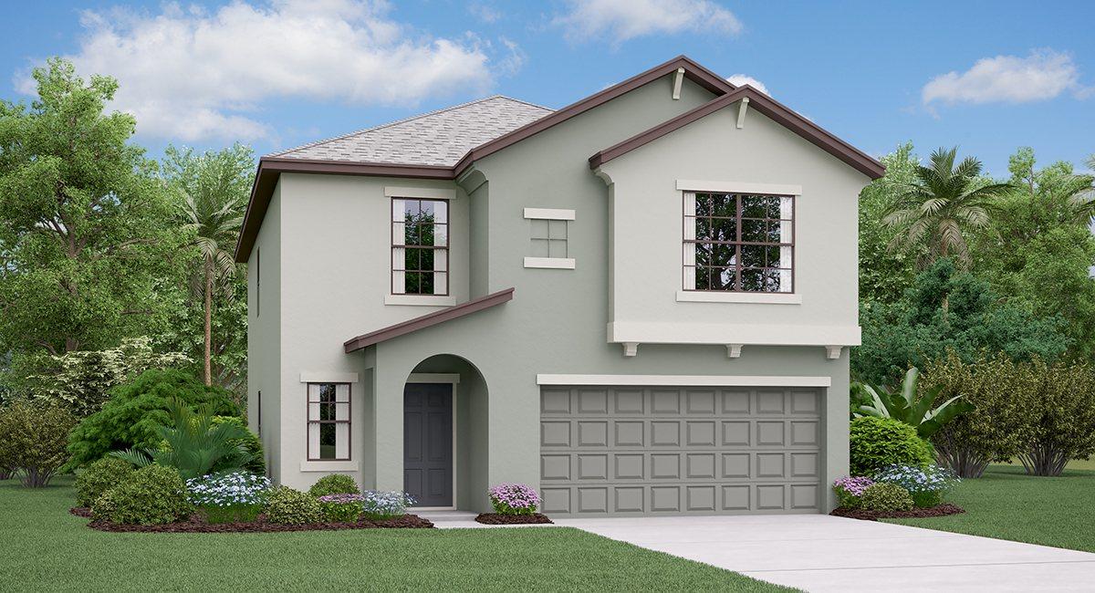 The Boston Model Tour Lynwood   Lennar Homes Apollo Beach Florida