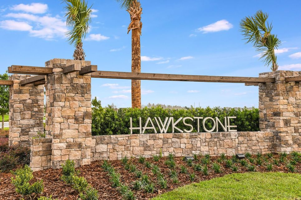 Hawkstone New Home Community  Lithia Florida