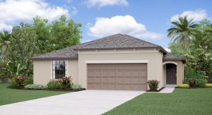 The Harrisburg Model Tour Triple Creek Lennar Homes Riverview Florida