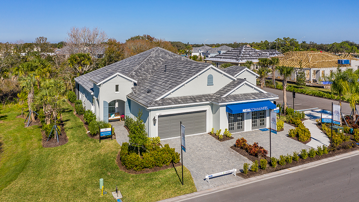 Read more about the article Poinciana New Home Community Bradenton Florida