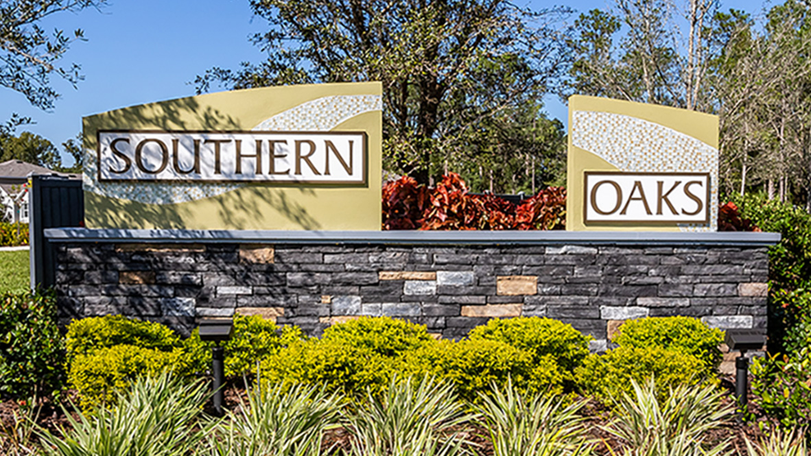 Southern Oaks  New Home Community Parrish Florida