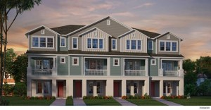 Westshore Village New Town Home Community Tampa Florida