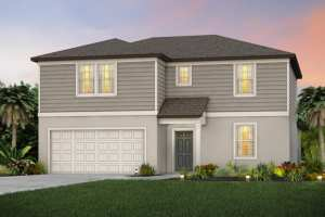 Read more about the article The Wakefield Model Tour North River Ranch Centex Homes Parrish Florida