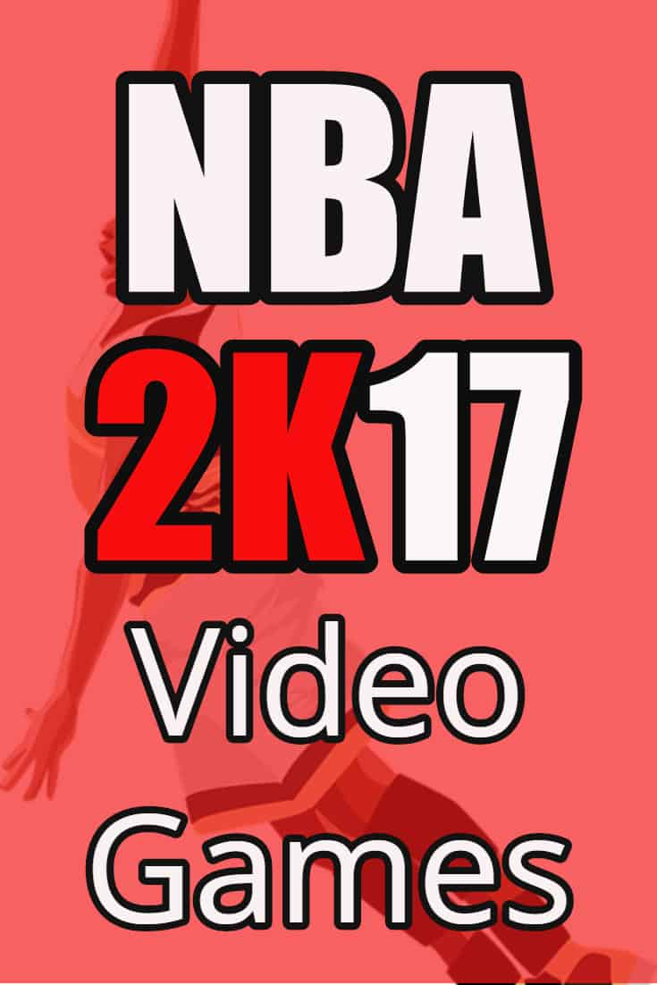 NBA 2K17 Video Game News Great Gift Ideas