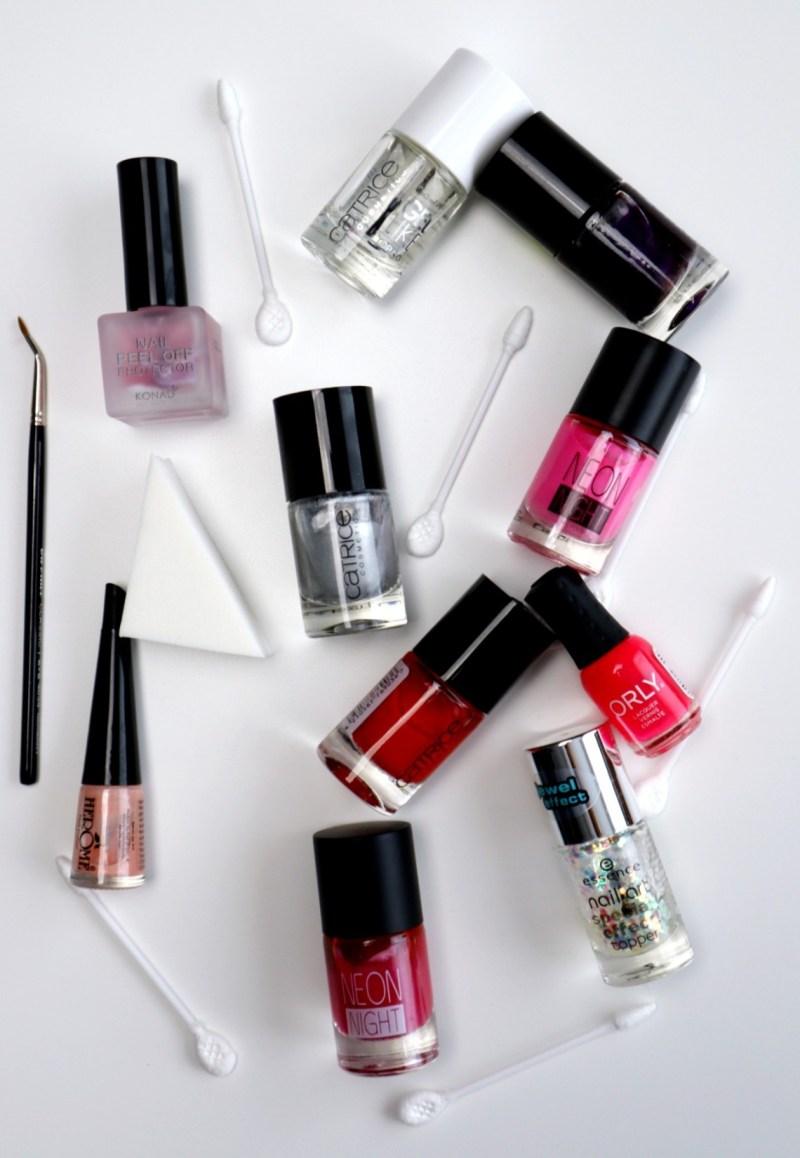 Acrylnagels of gel nagels_