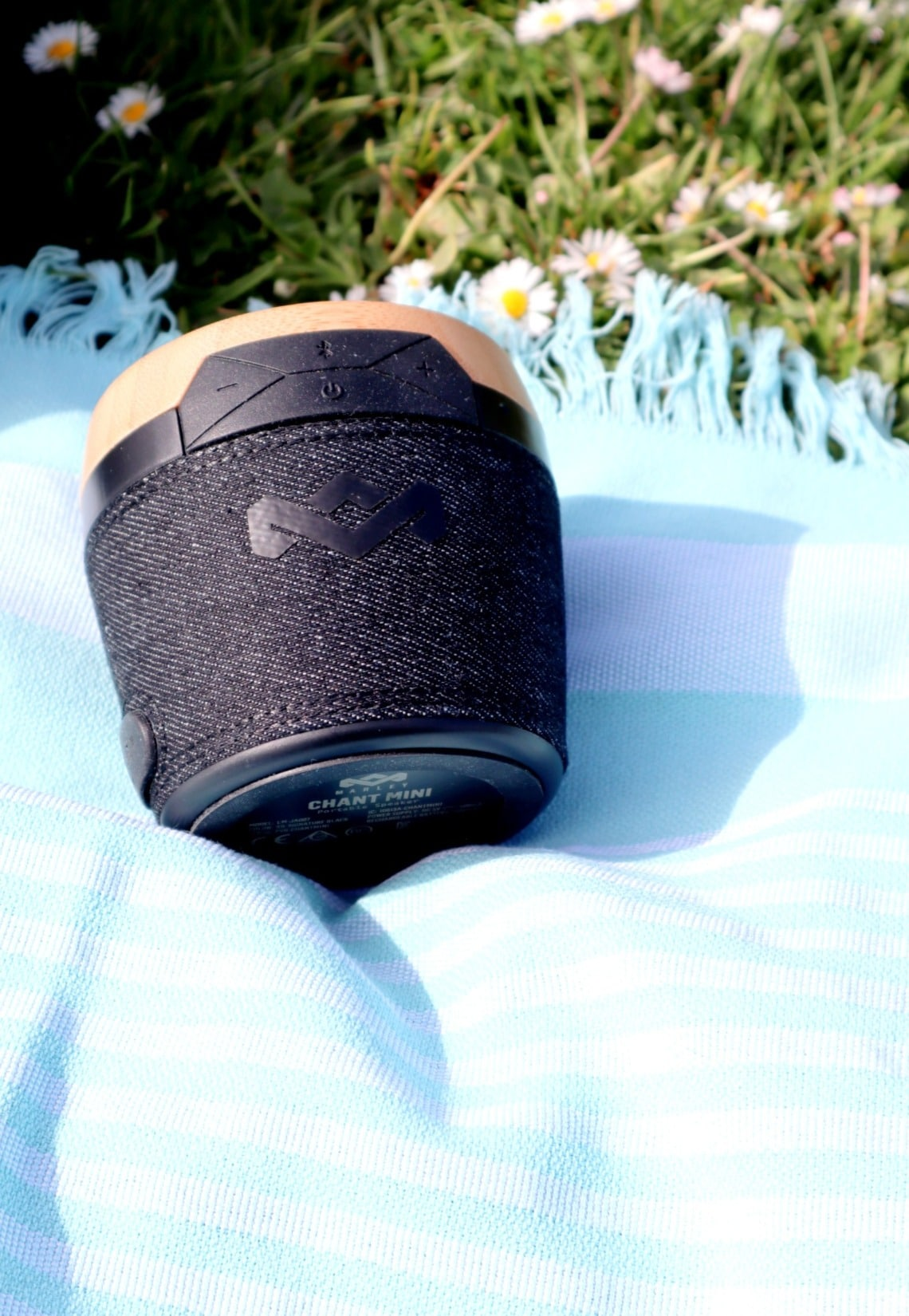 The house of Marley Chant Mini Bluetooth speaker