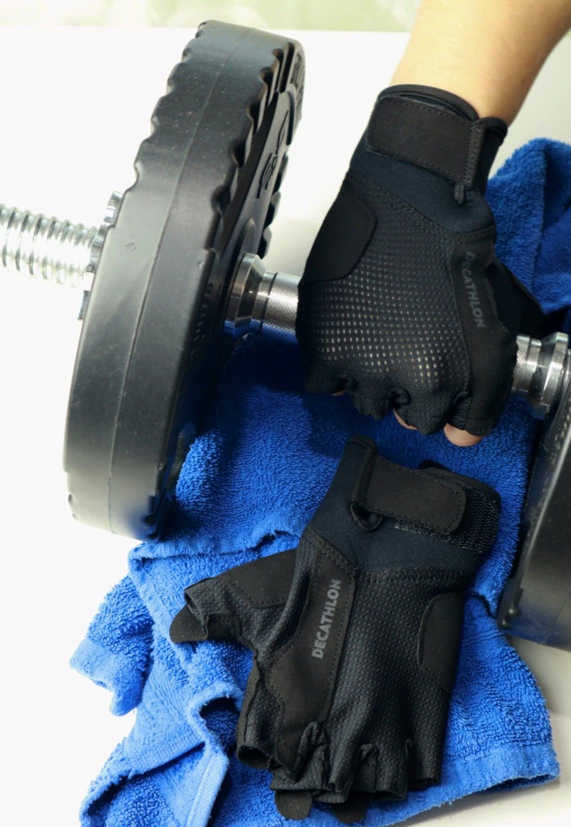 Fitness handschoenen informatie