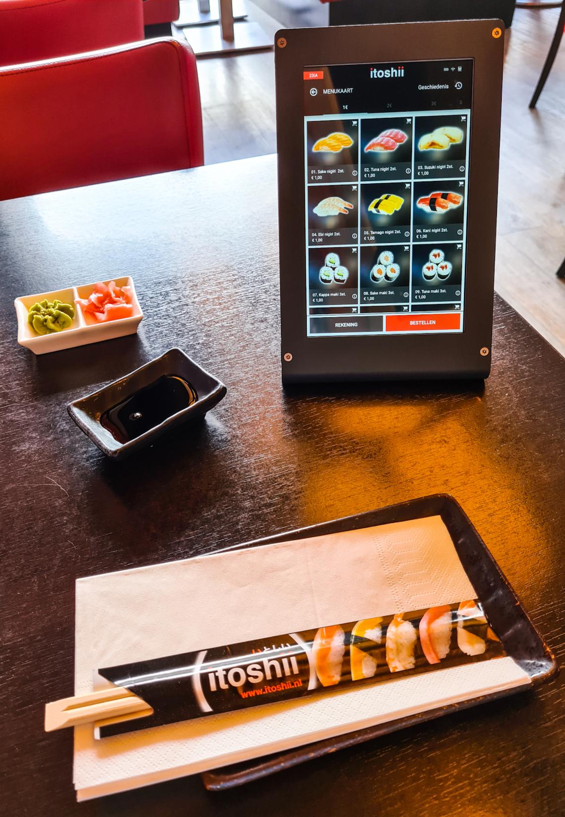 Restaurant review - Itoshii Hoofddorp