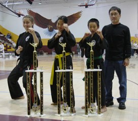 Beginner, Intermediate, and Advanced Grand Champs