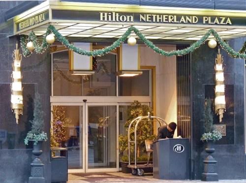 Hilton Netherland Plaza Cincinnati Ohio