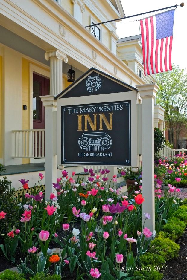 Mary Prentiss Inn ©Kim Smith 2013