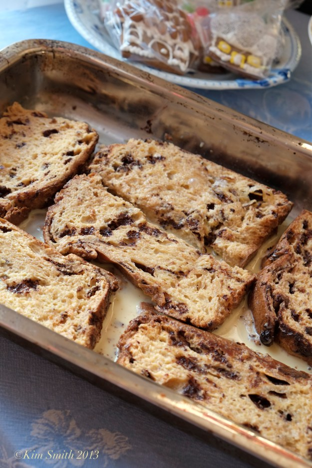 Panetonne French Toast -- ©Kim Smith 2013 copy