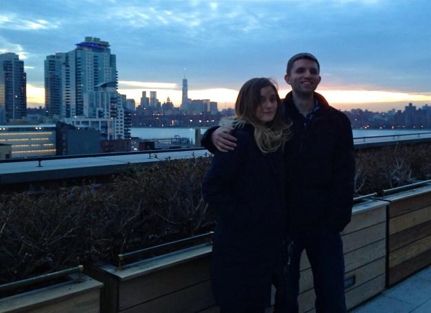 Liv and Alex Hauck