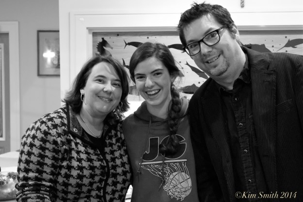 Ann Margaret Ferrante Rebecca Jim Dowd ©Kim Smith 2014