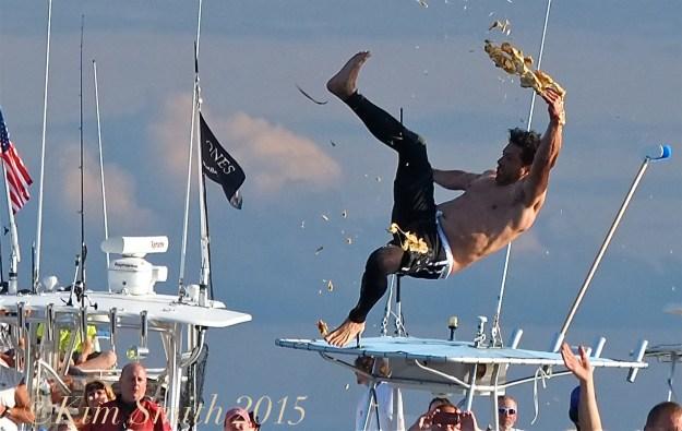 Mark Allen Greasy Pole Gloucester -5 ©Kim Smith 2015