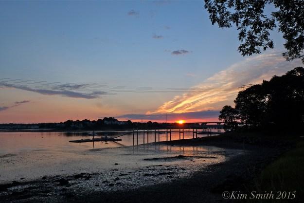 Sunrise Cabot Farm Salem ©Kim Smith 2015
