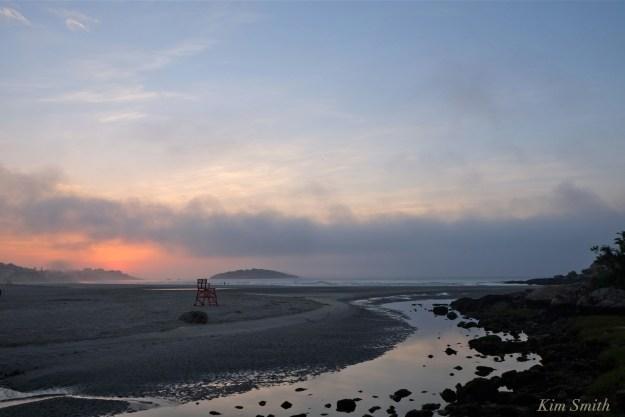 Good Harbor Beach Sunrise -5 copyright Kim Smith