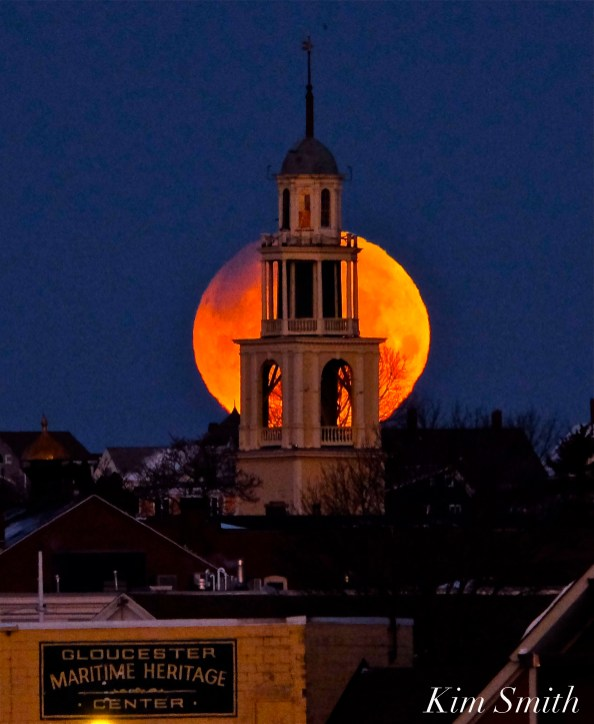 super blood wolf moon gloucester uu church massachusetts january 31, 2018 copyright kim smith