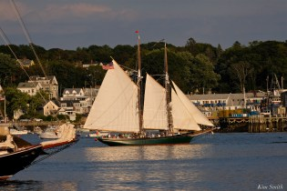 Schooner Thomas E. Lannon copyright Kim Smith - 03