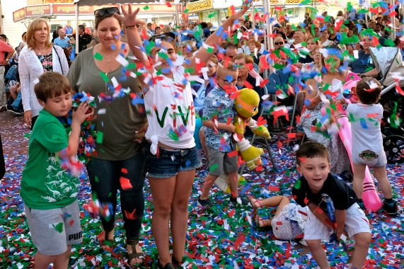 Confetti Kids Saint Peter's Fiesta 2019 copyright Kim Smith - 25