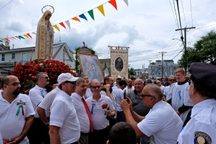 Saint Peter's Fiesta Sunday Procession 2019 copyright Kim Smith - 17