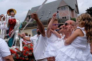 Saint Peter's Fiesta Sunday Procession 2019 copyright Kim Smith - 54