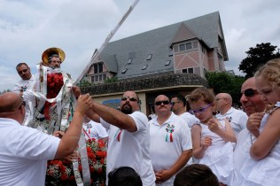 Saint Peter's Fiesta Sunday Procession 2019 copyright Kim Smith - 55