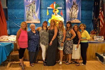 St. Peter's Fiesta Novena 2018 -19 copyright Kim Smith
